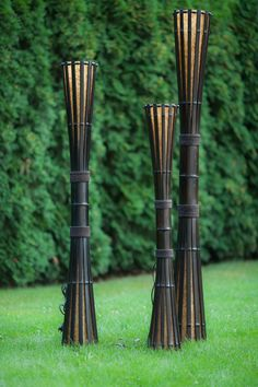 Wedding gift Standing Lamp Floor lamp Bamboo lamp by bamboobg