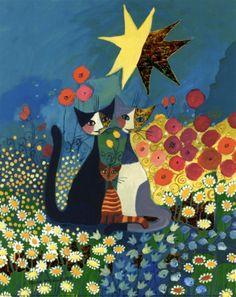 12 Best Rosina Wachtmeister Images Cat Art Illustration Art Cats