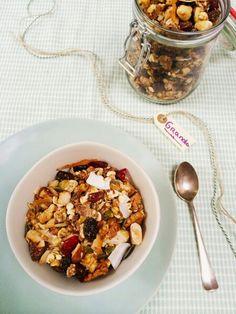 Granola - makkelijk recept om zelf te maken