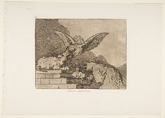 Goya (Francisco de Goya y Lucientes) (Spanish, 1746–1828). Gatesca Pantomima, 1810–20, published 1863. The Metropolitan Museum of Art, New York. Purchase, Rogers Fund and Jacob H. Schiff Bequest, 1922 (22.60.25(73)) #cats