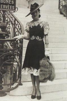 1939..Paris, France