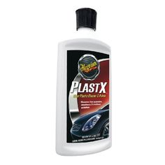 Meguiar's PlastX Clear Plastic Cleaner and Polish -10 oz.. From Meguiar's . List  Price $14.99 Price $5.97