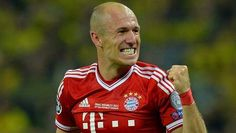 Arjen Robben won't join Manchester United Manchester United, Old And New, Soccer, The Unit, Football, News, Sports, Join, Bavaria