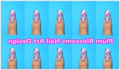 Nail Art Design Easy 1038