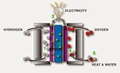 Principle of Fuel Cell ~ Electrical Engineering World