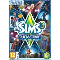 The Sims 3 Showtime Expansion Pack Game PC & Mac   http://gamesactions.com shares #new #latest #videogames #games for #pc #psp #ps3 #wii #xbox #nintendo #3ds
