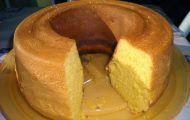 bolo de leite condensado de liquidificador