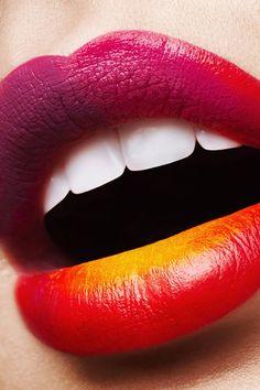 Beauty videos tips for lips lipsticks in 2019 помады, стоматология. Lipstick Art, Lip Art, Lipstick Colors, Lip Colors, Lipsticks, Beauty Room, Beauty Art, Beauty Nails, Beauty Women