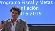 Prat Gay anunció que no habrá datos sobre inflación hasta 2017