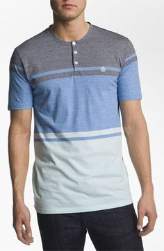 Element 'Dane' Short Sleeve Henley T-Shirt available at Nordstrom
