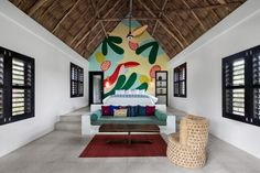 Shortly before launching Goodee, Byron and Dexter Peart put the brand's principles into practice to redesign Matachica Resort & Spa in Belize. See Yourself, Belize Hotels, Recycled Toys, Inspiration Design, Interior Inspiration, Hotel Interiors, Dezeen, Sustainable Design, Resort Spa