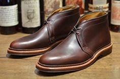Alden Shoe – CXL Chukka (LSW & LSBH)