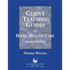 Client Teaching Guides Home Health Care. This Edition Features: 66 New Teaching Guides (For A Total Of 193); All Updated References And Source Material; Expanded Treatment Of The Integumentary, Musculoskeletal, Neurological, And Respiratory Systems; All-New Guides On Substance Abuse, Sensory Disorders, And Pediatric Disorders; Expanded Coverage Of Psychiatric Disorders; Six New Nursing Diagnoses; And Many New Guides For High-Tech Home Care Procedures, Such As, IV Therapy, The Use Of…
