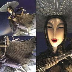 Concept Art trong bộ phim KUBO AND THE TWO STRINGS - ADC Academy