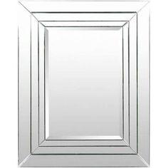 Surya Eastchester Rectangular Mirror - EAC001-3848