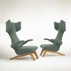 1951_ ARMCHAIR BY FRANCO CAMPO AND CARLO GRAFFI