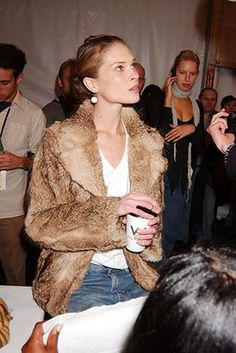 Erin Wasson my all time style icon