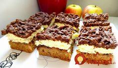 Hľadali ste jablka - Page 5 of 74 - To je nápad! Thing 1, Apple Pie, Tiramisu, Cheesecake, Food And Drink, Treats, Cooking, Ethnic Recipes, Sweet