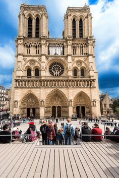 NotreDame Church Paris, France