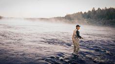 Länsi-Lapissa sijaitseva Pello on lohen valtakunta. Pellosta on 2000-luvulla kehittynyt Pohjois-Skandinavian johtava lohenkalastuskohde. Loistavien kulkuyh