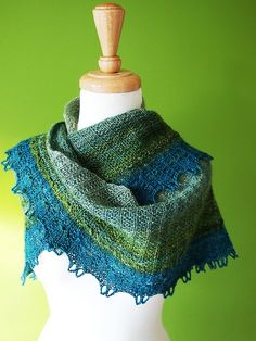 Buttonwillow Wrap by Rosemary (Romi) Hill