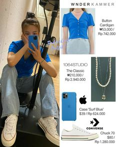 Velvet Fashion, Surfing, Converse, My Style, Classic, Blue, Outfits, Outfit, Surf