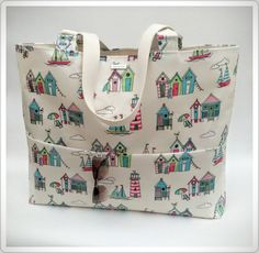 Extra large family beach bag FREE WORLDWIDE by BeachBelleShop ...