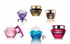 Anew Night Creams - only $15 each in Avon Campaign 7 2015 with purchase of the Anew Clinical Overnight Hydration Mask - http://www.youravon.com/arettig campaign-7-2015-whats-new-brochure-online/ #avon #anew #skincare #antiaging #nightcream