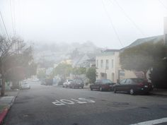 undisclosed neighborhood fog