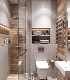 Amazing DIY Bathroom Ideas, Bathroom Decor, Bathroom Remodel and Bathroom Projects to simply help inspire your master bathroom dreams and goals. Small Bathroom Colors, Small Bathroom Vanities, Modern Bathroom Design, Bathroom Interior Design, Bathroom Ideas, Bathroom Organization, Master Bathrooms, Bathroom Inspiration, Modern Bathrooms