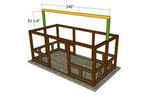 Installing the ridge board Small Pergola, Metal Pergola, Cheap Pergola, Wooden Pergola, Diy Pergola, Pergola Ideas, Backyard Ideas, Pergola Garden, Pergola Canopy
