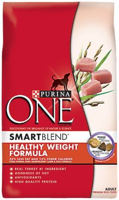$16.10-$16.54 Helps Maintain Lean Muscle Mass While Promoting Healthy Weight Loss - 25% Less Fat And 15% Fewer Calories When Compared To Purina ONE Lamb & Rice Formula