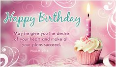 Inspirational Birthday Bible Verses Quotes For Friends