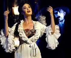 Sierra Boggess in the Phantom of the Opera