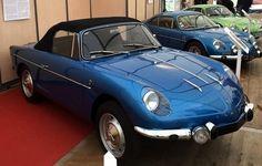 1963-69 Alpine A110 Cabrio Sport