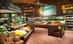 Jumbo supermarket flagship VBAT Breda  Netherlands