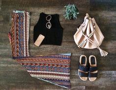 shaky knees weekend essentials! #FPFestivalDays