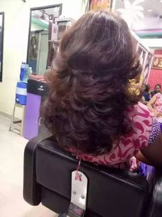 23 Ideas Hair Color Balayage Medium Curls For 2019 Haircuts For Long Hair With Layers, Haircuts Straight Hair, Long Layered Hair, Medium Hair Cuts, Long Hair Cuts, Medium Hair Styles, Curly Hair Styles, Medium Curls, Indian Hair Cuts