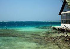 Islas del Rosario, Cartagena