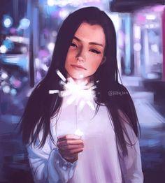 Artist Hiba Tan