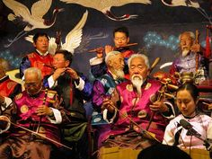 Naxi Musicians I - Nakhi people - Wikipedia, the free encyclopedia