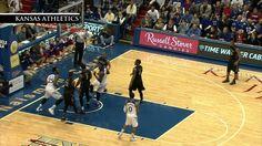 MBB // Georgetown vs Kansas // 12.21.13
