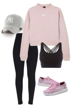 Sporty outfits: Description looks. - Looks Fashion - . - Summer fashion ideasSporty outfits: Description looks. - Looks Fashion - ., 14 sporty outfits for teenagers Teenager Outfits, Hipster Outfits For Teens, Teenager Mode, Cute Teen Outfits, Teen Fashion Outfits, Mode Outfits, Fashion Ideas, Fashion Styles, Lazy Day Outfits For School