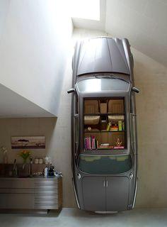 40 Unusual and Creative Bookcases