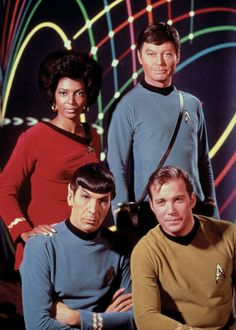 Star Trek. The original.