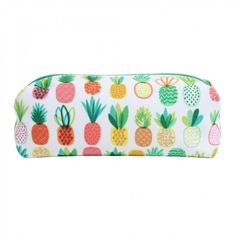 Pineapples square pencil case