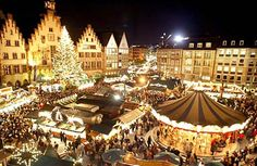 Vienna Christmas market. Such a wonderful atmosphere!