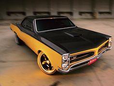 1966 Customized Pontiac GTO