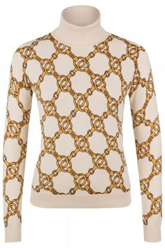 Twin Set Damen Rollkragenpullover Natur Weiss | SAILERstyle Twin Set, Trends, Elegant, Blouse, Sweaters, Tops, Women, Fashion, Nature