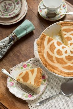 This tried-and-tested recipe is super easy to make and will ensure the perfect milk tart every time. By Noeleen Foster Milk Tart, Pie Dessert, Tart Recipes, Custard, Family Meals, The Fosters, Super Easy, Shots, Desserts